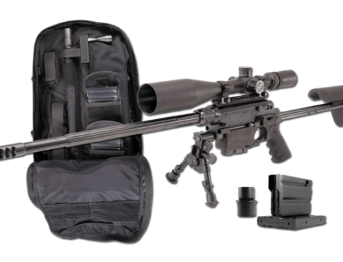 Nemesis Arms Tactical Pack for the Vanquish Sniper Rifle