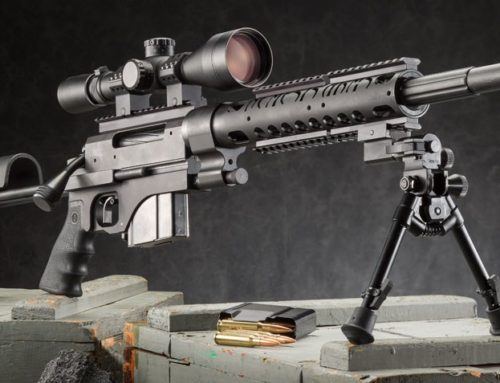 NRA Tests the Nemesis Arms Valkyrie Rifle